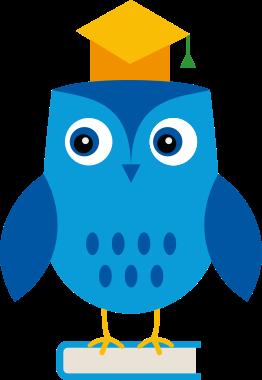 Owl & Hat